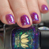 Amulet from the Mysticism Collection by Ethereal Lacquer AVAILABLE AT GIRLY BITS COSMETICS www.girlybitscosmetics.com | Photo credit: Cosmetic Sanctuary