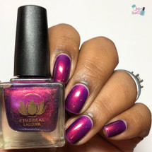 Potion from the Mysticism Collection by Ethereal Lacquer AVAILABLE AT GIRLY BITS COSMETICS www.girlybitscosmetics.com | Photo credit: Queen of Nails 83