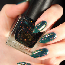 Ravenclaw from the Harry Potter Collection by Ethereal Lacquer AVAILABLE AT GIRLY BITS COSMETICS www.girlybitscosmetics.com | Photo credit: Rachelaughs