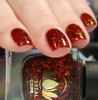 Gryffindor from the Harry Potter Collection by Ethereal Lacquer AVAILABLE AT GIRLY BITS COSMETICS www.girlybitscosmetics.com   Photo credit: Cosmetic Sanctuary