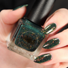 Stay Out of the Forest from the Murderino Trio by Ethereal Lacquer AVAILABLE AT GIRLY BITS COSMETICS www.girlybitscosmetics.com | Photo credit: Rachelaughs