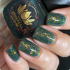 Stay Out of the Forest from the Murderino Trio by Ethereal Lacquer AVAILABLE AT GIRLY BITS COSMETICS www.girlybitscosmetics.com | Photo credit: IG@nailmedaily