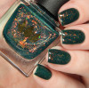 Stay Out of the Forest from the Murderino Trio by Ethereal Lacquer AVAILABLE AT GIRLY BITS COSMETICS www.girlybitscosmetics.com | Photo credit: Cosmetic Sanctuary