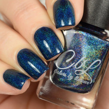 CbL PoTM - January 2019 - In Your Eyes by Colors by Llarowe AVAILABLE AT GIRLY BITS COSMETICS www.girlybitscosmetics.com | Photo credit: Delishious Nails