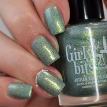 Things Get Better With Sage (March 2019 CoTM) by Girly Bits Cosmetics AVAILABLE AT GIRLY BITS COSMETICS www.girlybitscosmetics.com  | Photo credit: Manicure Manifesto