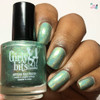 Things Get Better With Sage (March 2019 CoTM) by Girly Bits Cosmetics AVAILABLE AT GIRLY BITS COSMETICS www.girlybitscosmetics.com  | Photo credit: Queen of Nails 83