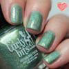 Things Get Better With Sage (March 2019 CoTM) by Girly Bits Cosmetics AVAILABLE AT GIRLY BITS COSMETICS www.girlybitscosmetics.com  | Photo credit: Streets Ahead Style