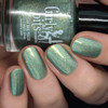 Things Get Better With Sage (March 2019 CoTM) by Girly Bits Cosmetics AVAILABLE AT GIRLY BITS COSMETICS www.girlybitscosmetics.com  | Photo credit: Nail Polish Society