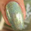 Things Get Better With Sage (March 2019 CoTM) by Girly Bits Cosmetics AVAILABLE AT GIRLY BITS COSMETICS www.girlybitscosmetics.com  | Photo credit: The Polished Mage