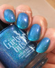 Cyantifically Proven (March 2019 CoTM) by Girly Bits Cosmetics AVAILABLE AT GIRLY BITS COSMETICS www.girlybitscosmetics.com  | Photo credit: EhmKay Nails