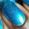Cyantifically Proven (March 2019 CoTM) by Girly Bits Cosmetics AVAILABLE AT GIRLY BITS COSMETICS www.girlybitscosmetics.com  | Photo credit: Queen of Nails 83