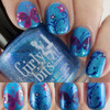 Cyantifically Proven (March 2019 CoTM) by Girly Bits Cosmetics AVAILABLE AT GIRLY BITS COSMETICS www.girlybitscosmetics.com    Photo credit: Intense (Indie) Polish Therapy