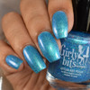 Cyantifically Proven (March 2019 CoTM) by Girly Bits Cosmetics AVAILABLE AT GIRLY BITS COSMETICS www.girlybitscosmetics.com    Photo credit: The Polished Mage