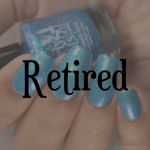 Cyantifically Proven (March 2019 CoTM) by Girly Bits Cosmetics AVAILABLE AT GIRLY BITS COSMETICS www.girlybitscosmetics.com  | Photo credit: The Polished Mage