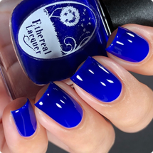 Immortal from the Mysticism Collection by Ethereal Lacquer AVAILABLE AT GIRLY BITS COSMETICS www.girlybitscosmetics.com | Photo credit: BLOGGER