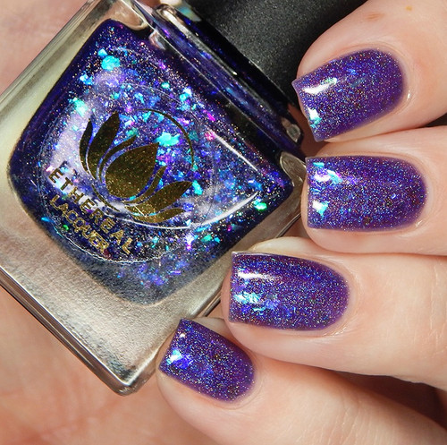 Lunar Love - Shop Exclusive by Ethereal Lacquer AVAILABLE EXCLUSIVELY AT GIRLY BITS COSMETICS www.girlybitscosmetics.com | Photo credit: Cosmetic Sanctuary