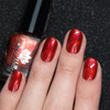Heated Discussions from the January 2019 Collection by Emily de Molly AVAILABLE AT GIRLY BITS COSMETICS www.girlybitscosmetics.com   Photo credit: Nail Polish Society
