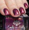 Leave It To Me from the January 2019 Collection by Emily de Molly AVAILABLE AT GIRLY BITS COSMETICS www.girlybitscosmetics.com | Photo credit: Cosmetic Sanctuary