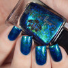 Midnight Mermaid from the January 2019 Collection by Emily de Molly AVAILABLE AT GIRLY BITS COSMETICS www.girlybitscosmetics.com | Photo credit: Cosmetic Sanctuary