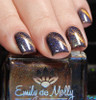 Revolving Door from the January 2019 Collection by Emily de Molly AVAILABLE AT GIRLY BITS COSMETICS www.girlybitscosmetics.com | Photo credit: Cosmetic Sanctuary