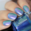 Sea of Lies from the October 2018 Collection by Emily de Molly AVAILABLE AT GIRLY BITS COSMETICS www.girlybitscosmetics.com | Photo credit: Glitterfingersss