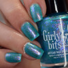 Not Waterlilies (PPU April 2019 - Works of Art Theme) inspired by Sunol Alvar lithograph AVAILABLE AT POLISH PICKUP www.polishpickup.com | Photo credit: Manicure Manifesto