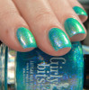 Not Waterlilies (PPU April 2019 - Works of Art Theme) inspired by Sunol Alvar lithograph AVAILABLE AT POLISH PICKUP www.polishpickup.com | Photo credit: Cosmetic Sanctuary