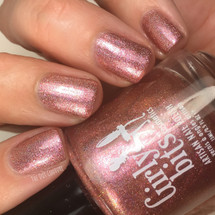 Girl, It's Not You from the Girly Bits x The Und8ables duo by Girly Bits Cosmetics AVAILABLE AT GIRLY BITS COSMETICS www.girlybitscosmetics.com | PHOTO CREDIT: The Dot Couture