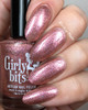 Girl, It's Not You from the Girly Bits x The Und8ables duo by Girly Bits Cosmetics AVAILABLE AT GIRLY BITS COSMETICS www.girlybitscosmetics.com | PHOTO CREDIT: EhmKay Nails