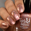 Girl, It's Not You from the Girly Bits x The Und8ables duo by Girly Bits Cosmetics AVAILABLE AT GIRLY BITS COSMETICS www.girlybitscosmetics.com | PHOTO CREDIT: The Polished Mage