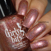 Girl, It's Not You from the Girly Bits x The Und8ables duo by Girly Bits Cosmetics AVAILABLE AT GIRLY BITS COSMETICS www.girlybitscosmetics.com | PHOTO CREDIT: Intense Polish Therapy