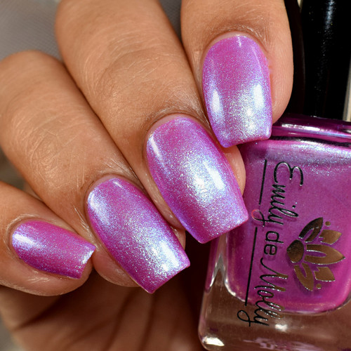 Undertones from the February 2019 Collection by Emily de Molly AVAILABLE AT GIRLY BITS COSMETICS www.girlybitscosmetics.com | Photo credit: The Polished Mage