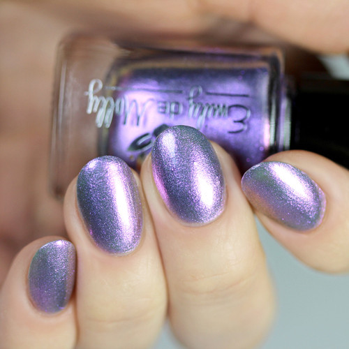 Limerick from the March 2019 Collection by Emily de Molly AVAILABLE AT GIRLY BITS COSMETICS www.girlybitscosmetics.com | Photo credit: Glitterfingersss