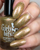 Sax Me Up {PC NOLA Limited Edition} by Girly Bits Cosmetics AVAILABLE AT POLISH CON NEW ORLEANS | Photo credit: EhmKay Nails