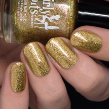 Sax Me Up {PC NOLA Limited Edition} by Girly Bits Cosmetics AVAILABLE AT POLISH CON NEW ORLEANS | Photo credit: Nail Polish Society