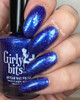 Flash Your Tips Too {PC NOLA Limited Edition} by Girly Bits Cosmetics AVAILABLE AT POLISH CON NEW ORLEANS | Photo credit: EhmKay Nails