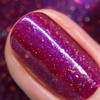 The Need for Bead {PC NOLA Limited Edition} by Girly Bits Cosmetics AVAILABLE AT POLISH CON NEW ORLEANS | Photo credit: Nail Polish Society