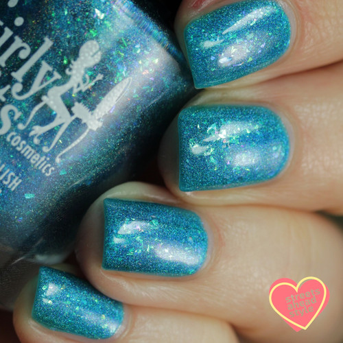 I'll Stand Bayou {PC NOLA Event Exclusive} by Girly Bits Cosmetics AVAILABLE AT POLISH CON NEW ORLEANS | Photo credit: Streets Ahead Style