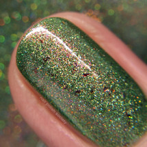 Absinthe Fairy from the Spring 2019 Collection by Girly Bits Cosmetics AVAILABLE AT GIRLY BITS COSMETICS www.girlybitscosmetics.com | Photo credit: Nail Polish Society