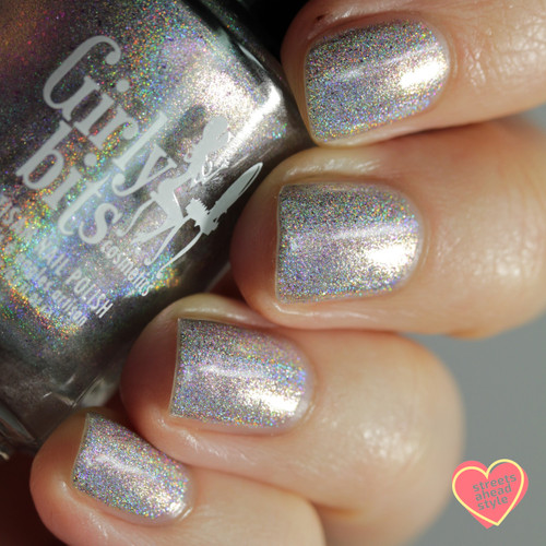 Holo From the Other Side from the Spring 2019 Collection by Girly Bits Cosmetics AVAILABLE AT GIRLY BITS COSMETICS www.girlybitscosmetics.com | Photo credit: Streets Ahead Style