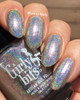 Holo From the Other Side from the Spring 2019 Collection by Girly Bits Cosmetics AVAILABLE AT GIRLY BITS COSMETICS www.girlybitscosmetics.com   Photo credit: EhmKay Nails