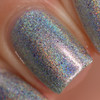 Holo From the Other Side from the Spring 2019 Collection by Girly Bits Cosmetics AVAILABLE AT GIRLY BITS COSMETICS www.girlybitscosmetics.com | Photo credit: Manicure Manifesto