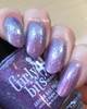 Crocus Pocus from the Spring 2019 Collection by Girly Bits Cosmetics AVAILABLE AT GIRLY BITS COSMETICS www.girlybitscosmetics.com | Photo credit: EhmKay Nails