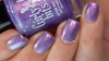 Crocus Pocus from the Spring 2019 Collection by Girly Bits Cosmetics AVAILABLE AT GIRLY BITS COSMETICS www.girlybitscosmetics.com | Photo credit: Manicure Manifesto