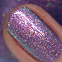 Crocus Pocus from the Spring 2019 Collection by Girly Bits Cosmetics AVAILABLE AT GIRLY BITS COSMETICS www.girlybitscosmetics.com | Photo credit: Nail Polish Society