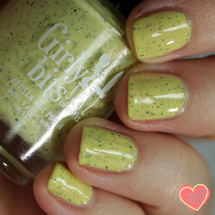 Peep Calm and Polish On from the Springles Collection by Girly Bits Cosmetics AVAILABLE AT GIRLY BITS COSMETICS www.girlybitscosmetics.com | Photo credit: BLOGGER