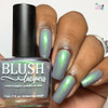 Gemma Atlas from the Sea Water Shimmers II Collection by BLUSH Lacquers AVAILABLE AT GIRLY BITS COSMETICS www.girlybitscosmetics.com | Photo credit: Queen of Nails 83