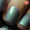 Gemma Atlas from the Sea Water Shimmers II Collection by BLUSH Lacquers AVAILABLE AT GIRLY BITS COSMETICS www.girlybitscosmetics.com   Photo credit: Streets Ahead Style