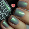 Gemma Atlas from the Sea Water Shimmers II Collection by BLUSH Lacquers AVAILABLE AT GIRLY BITS COSMETICS www.girlybitscosmetics.com | Photo credit: Streets Ahead Style