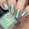 Gemma Atlas from the Sea Water Shimmers II Collection by BLUSH Lacquers AVAILABLE AT GIRLY BITS COSMETICS www.girlybitscosmetics.com   Photo credit: Nail Polish Society